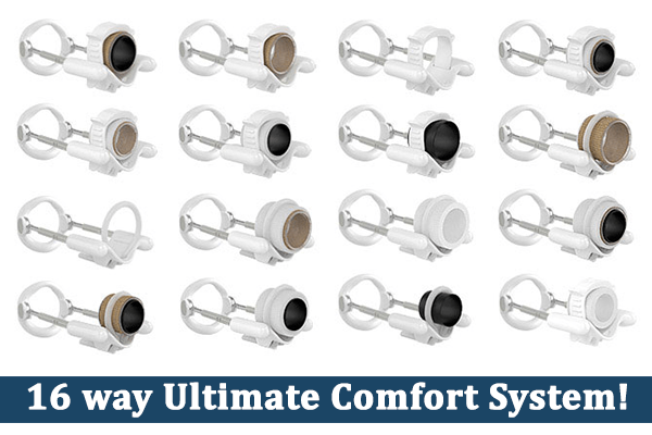 16 way comfort systems