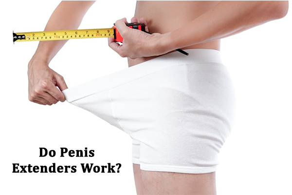 do penis exteders work