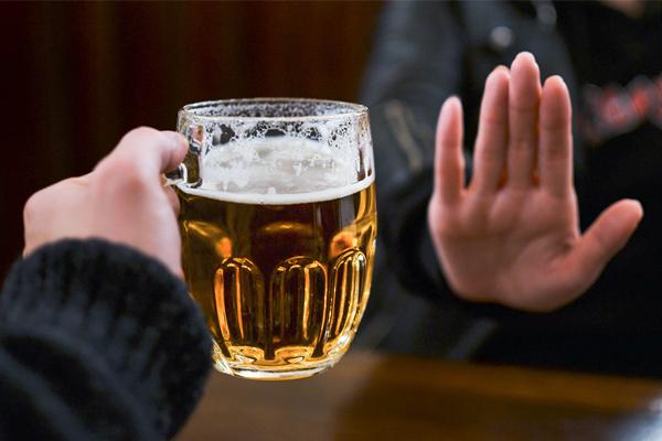 Limit Alcohol Usage